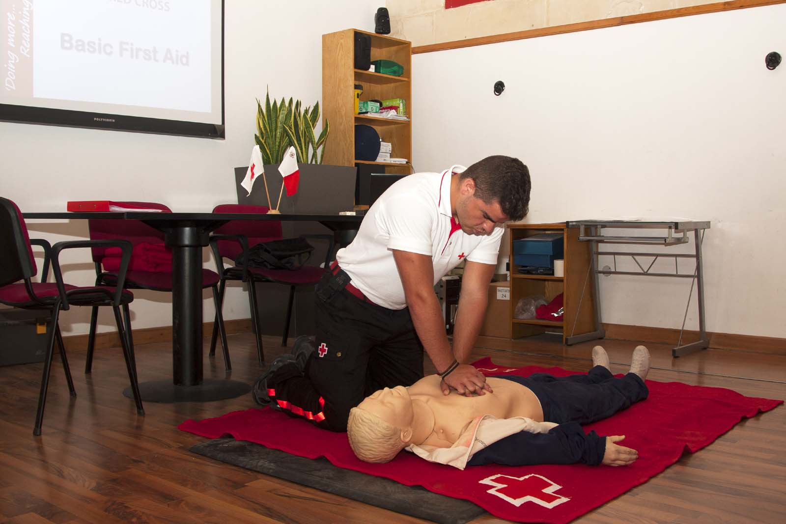 Motorcycle First Aid Course