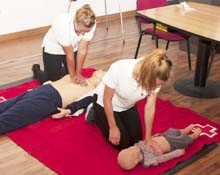 Adult and Paediatric First Aid